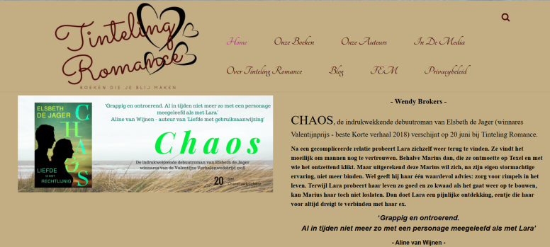 chaos screenshot